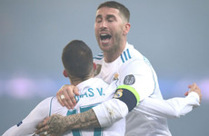Sergio Ramos beats Scholes to all-time Champions League mark for yellow cards