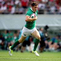 Garry Ringrose set to return to Ireland's 13 shirt for Scotland clash