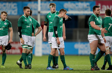 Ireland U20s make 7 changes ahead of Scotland clash