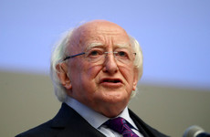 President Higgins: 'We are a very long way from adequately addressing issues of hierarchy'