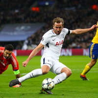 As it happened: Tottenham v Juventus and Man City v Basel, Champions League last 16