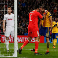 Chiellini: It's the history of Tottenham to miss out
