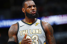 LeBron's form at an 'all-time high' as the Cavs outlast the Nuggets