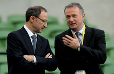 'I haven't taken a senior player' - Martin O'Neill upset with Michael for bringing religion into allegiance debate