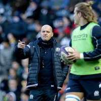 'There's a method to any madness that happens': Schmidt sizes up Scots while poking holes in perception