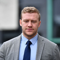 Stuart Olding says 'everything that happened that night was completely consensual'