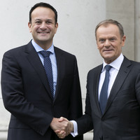 'Ireland first': Donald Tusk says every EU leader 'wants to protect peace process and avoid hard border'