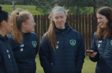 You need to watch the Irish Women's Soccer team reading mean tweets