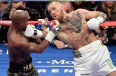 A Conor McGregor comeback fight versus GSP would be 'bigger than the Floyd Mayweather bout'