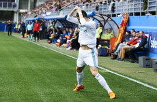 Two-goal Ronaldo rescues Real Madrid at Eibar