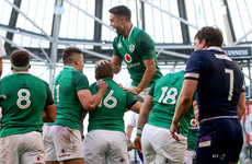 'History doesn't protect you from the future': Ireland primed for Grand Slam tilt