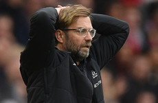 Klopp rages over 'clear penalty' on Mane after Liverpool lose to Man Utd