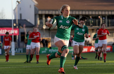 Ireland Women aiming to bring offloading style to the fore against Scots