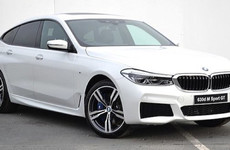 Motor Envy: The BMW 6 Series GT is so luxurious it has TVs in the back