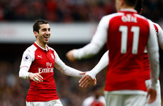 Arsenal end Premier League losing streak as Wenger records 700th win