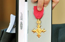 OBE medal of 'great sentimental value' stolen by thieves in Antrim burglary spree