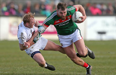 Mayo ease relegation fears as Kildare suffer their fifth defeat in-a-row