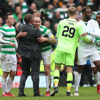 'We deserved it': Rodgers revels in Celtic's derby win over Rangers