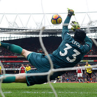From 'hell to heaven' in a week � Wenger salutes Cech's penalty heroics