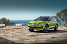 Skoda has a new compact SUV up its sleeve - and here's the concept