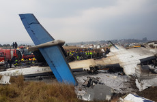 49 dead after plane crashes in Kathmandu in worst accident in decades