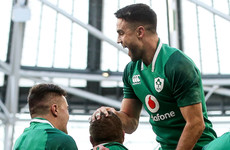 Ireland move up to second in World Rugby rankings after win over Scotland