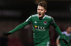 Sadlier's goal the difference as Cork City bounce back against Shamrock Rovers