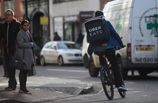 Uber plans to launch its food delivery service in Ireland later this year