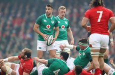 'A week you dream of': Watching on as an U20 in '09, Conor Murray is ready to fulfill Grand ambition