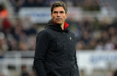 Southampton sack Mauricio Pellegrino after nine months in charge