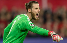 'If I were them, I would think of another player': Mourinho warns Real Madrid off De Gea