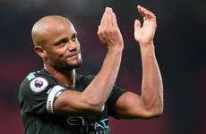 'It's a once in a lifetime opportunity' – Kompany eyes title win against Man United
