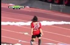 WATCH: Jesús Meza's ridiculous solo goal sends fans wild