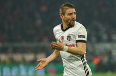 Besiktas player risks up to two years in jail over foul-mouthed rant at referee