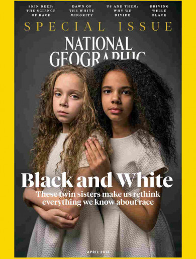 National Geographic admits past coverage was racist