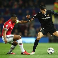 As it happened: Man United v Sevilla, Champions League