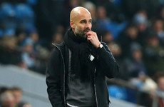 'I think Pep Guardiola is a person with a weak self-confidence'