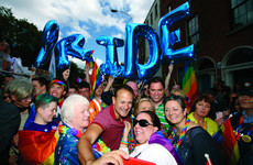 Varadkar calls for marriage equality in the North during Washington speech