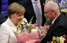 From 'Merkel must go' to Chancellor: Angela Merkel sworn in as Germany's leader