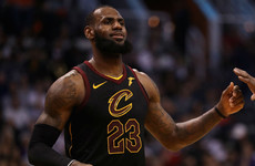 LeBron James: 'You can just say I'm like fine wine, I get better with age'