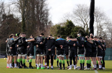 Changing locks, Schmidt's bench power and more Ireland team talking points
