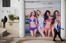 New Israeli law bans underweight models in ads