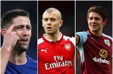 No place for Cahill in England squad as Wilshere recalled and Burnley duo get first call-ups