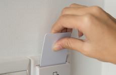 Twitter users were astounded to learn that you can use any card in a hotel's electricity slot