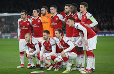 Arsenal set for Russia trip in Europa League last 8