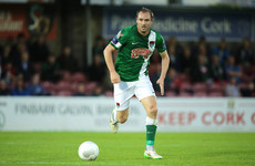 Ex-Ireland international Healy appointed head of Cork City's new academy