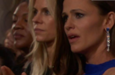 Jennifer Garner's 'I've left the immersion on' face baffled her as much as the rest of us