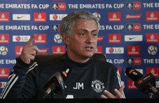 'I won't run away or cry': Mourinho launches 12-minute defence of his Man United record