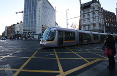 'Patience is at breaking point' - longer Luas trams withdrawn from service due to system fault