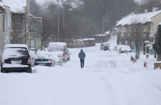 Met Éireann issues orange snow-ice warning for Sunday along the east coast